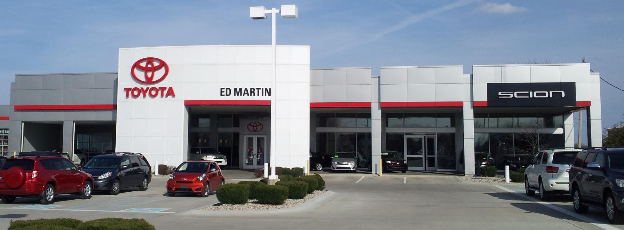 Perfect New And Used Toyota Dealer Noblesville | Ed Martin Toyota