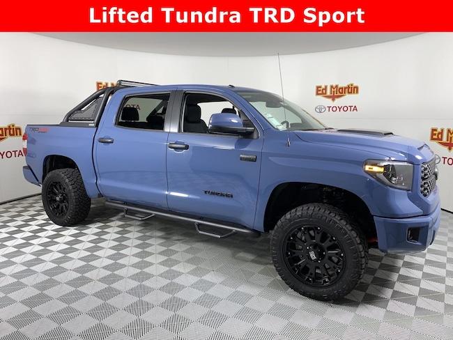2019 Toyota Tundra SR5 5.7L V8 w/FFV Truck CrewMax