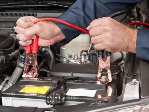 How To Change A Car Battery Edmond Hyundai