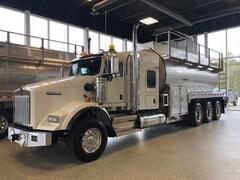New 2019 KENWORTH TC407 Tri drive Tank Truck near Edmonton, AB