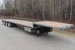 New 2018 Doepker Tridem Steel w/ramps near Edmonton, AB