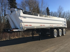 New 2018 ARNES Tridem End Dump near Edmonton, AB