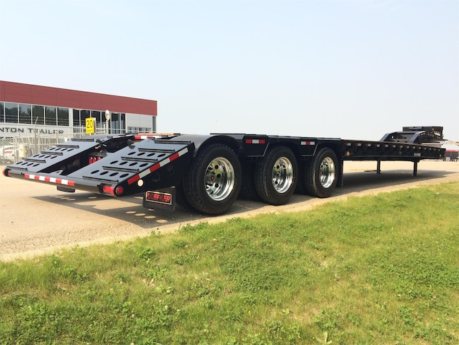 New 2019 Doepker Fixed Neck Tridem Lowboy Edmonton