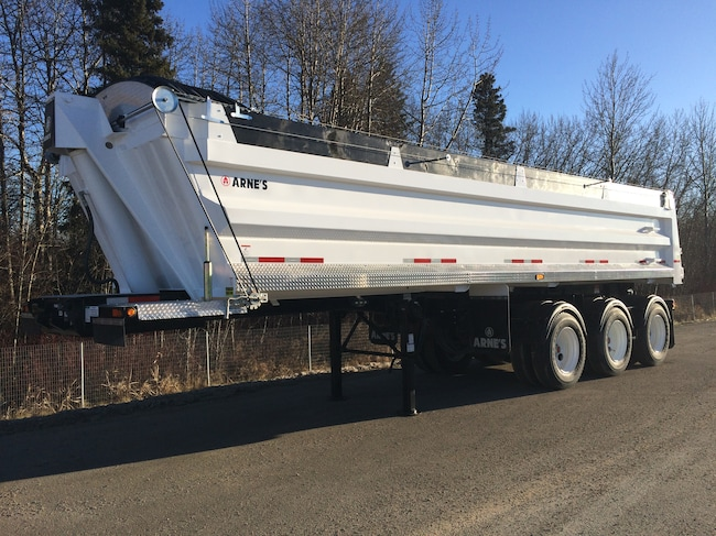 New 2018 ARNES Tridem End Dump Edmonton
