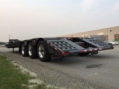 2019 Doepker 55 ton Fixed Neck Lowboy -