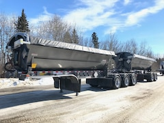 New 2020 Doepker SUPER B SIDE DUMP near Edmonton, AB