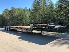 New 2019 Doepker 50 Ton 10' Wide Scissorneck near Edmonton, AB