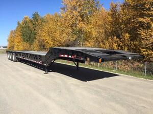 2017 Doepker 50 Ton 9' Wide