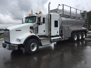 2016 KENWORTH TC407 -