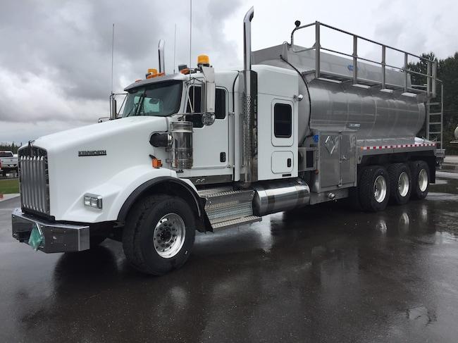New 2016 KENWORTH TC407 - Edmonton