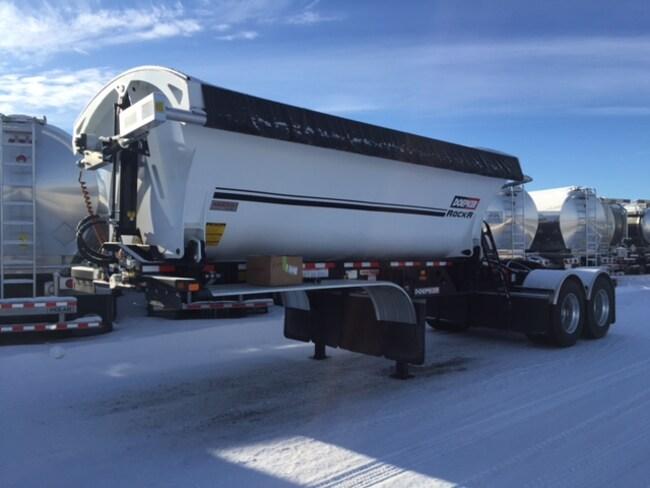 New 2019 Doepker Side Dump Tandem Lead Edmonton