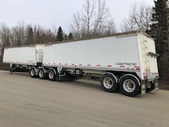 Used 2011 Lode King ALUMINUM SUPER B GRAIN BULKER near Edmonton, AB