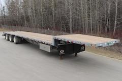 New 2019 Doepker Tridem Galvanized W/Ramps near Edmonton, AB
