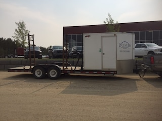 2014 CJay Trailers CONSTRUCTION COMBO