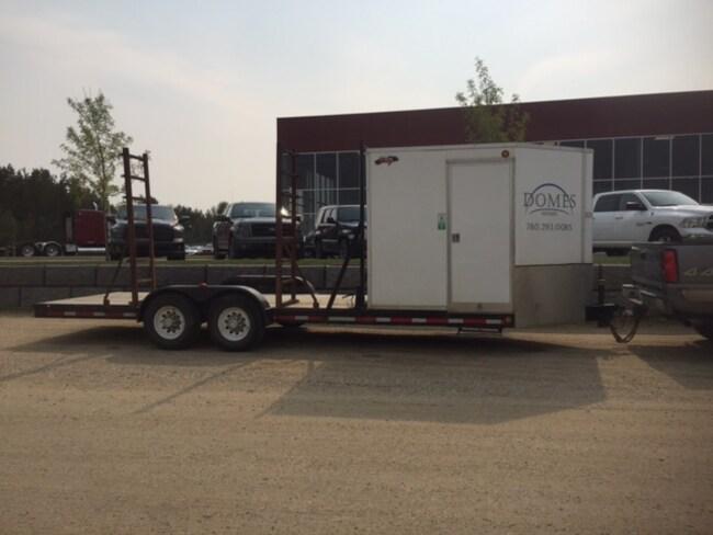 Used 2014 CJay Trailers CONSTRUCTION COMBO near Edmonton, AB
