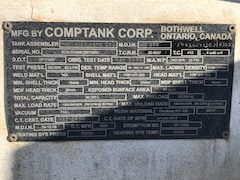 Used 2012 Comptank FRP Tanks near Edmonton, AB