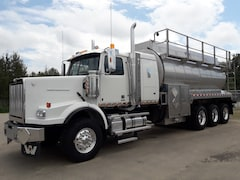 New 2019 WESTERN STAR 4900SA TC407 Tank truck near Edmonton, AB