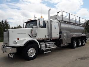 2019 WESTERN STAR 4900SA TC407 Tank truck