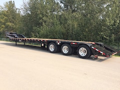 2019 Doepker Fixed Neck Tridem Lowboy