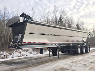 2018 Trail King Live Bottom Tridem End Dump Heavy Duty