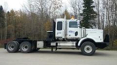 Used 2007 WESTERN STAR 4900 Tandem Winch Truck near Edmonton, AB