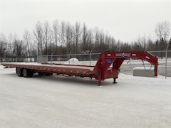 Used 2016 Load Trail Tandem Gooseneck near Edmonton, AB