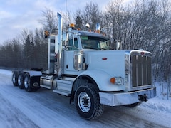 New 2018 PETERBILT 367 Logging Truck near Edmonton, AB