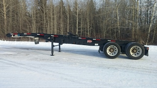2013 Gerrys Tandem Axle Log Jeep