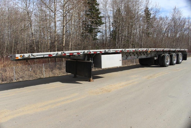 Used 2019 Doepker Tridem Galvanized near Edmonton, AB