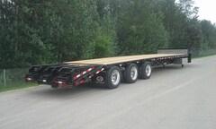 New 2017 Doepker Tridem Steel w/ramps near Edmonton, AB