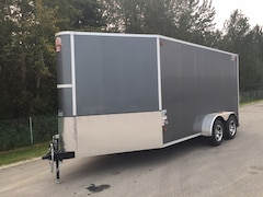 New 2017 CJay Trailers FX9-714-78-T35 Enclosed Cargo near Edmonton, AB