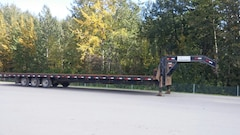 Used 2014 Load Trail Tilt Deck Gooseneck near Edmonton, AB