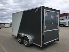 New 2017 CJay Trailers ENCLOSED CARGO near Edmonton, AB