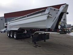 Used 2019 Doepker Tridem End Dump near Edmonton, AB