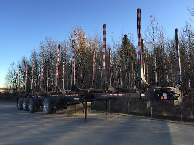 Used 2016 Doepker 4 AXLE near Edmonton, AB