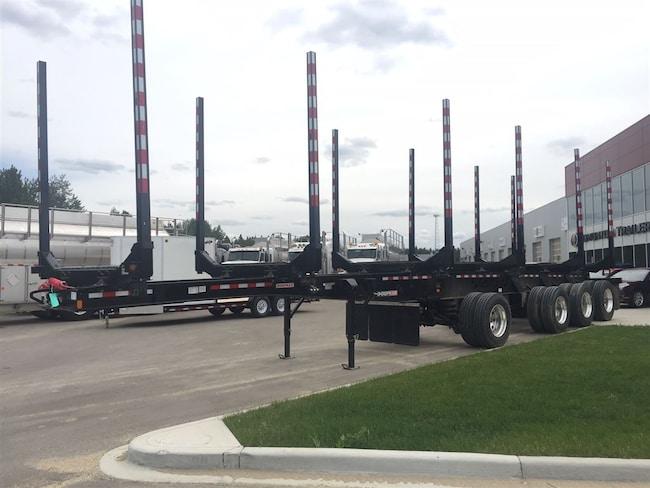 New 2017 Doepker 4 Axle Logger - Edmonton