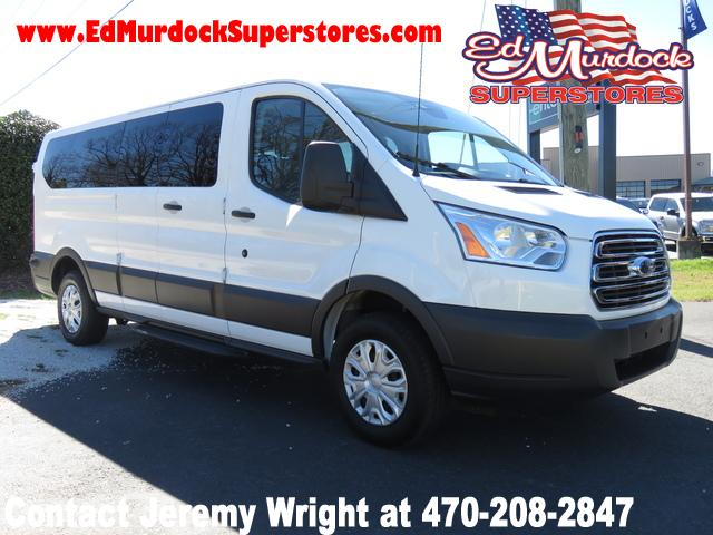 2016 Ford Transit Wagon T-350 148 Low Roof XLT Swing-Out RH Dr Van