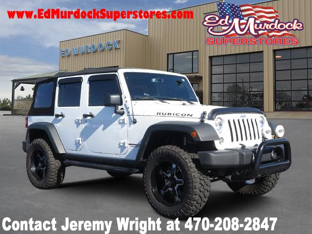 2015 Jeep Wrangler Unlimited 4WD  Rubicon SUV