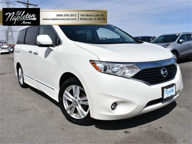 Used 2011 Nissan Quest For Sale Oakbrook Terrace 60181 Ed Napleton