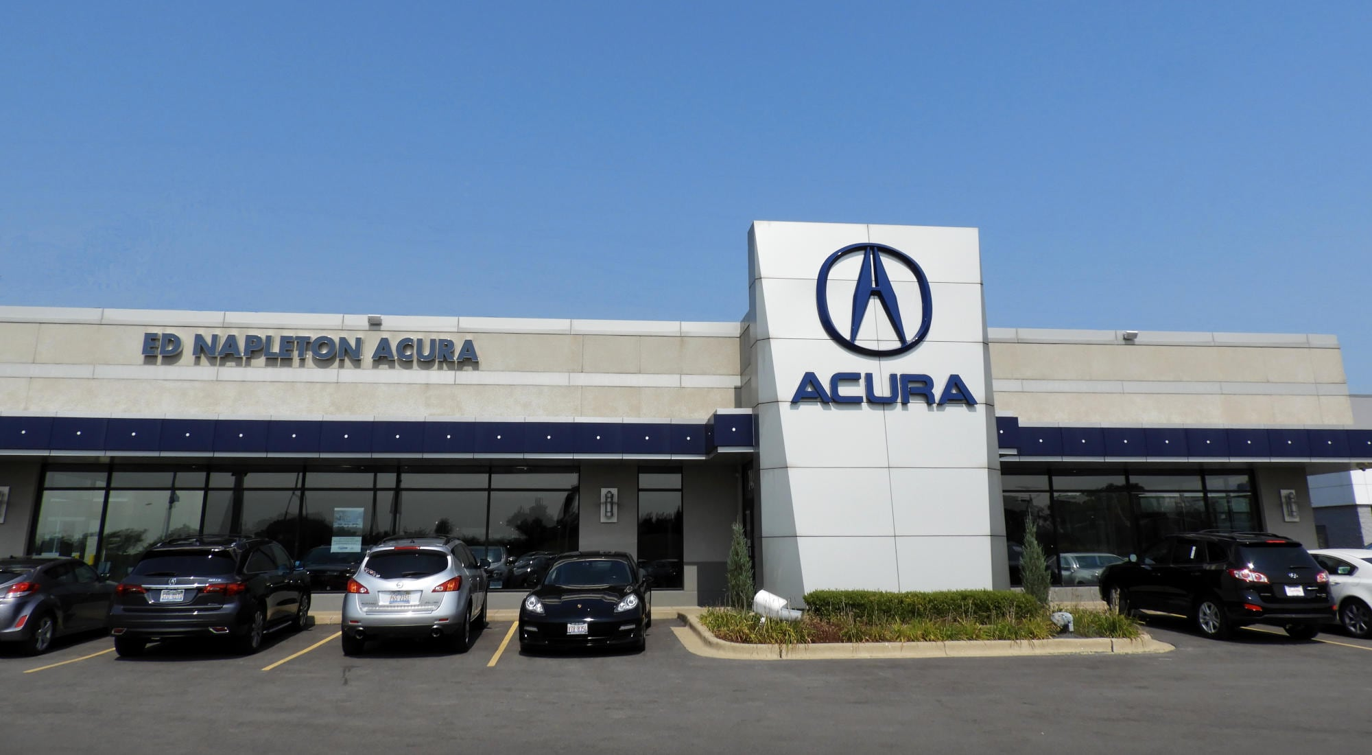 Ed Napleton Acura Dealership Elmhurst, Illinois