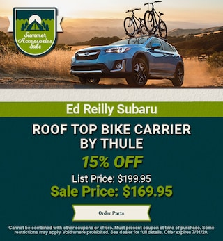 Roof Top Bike Carrier by Thule