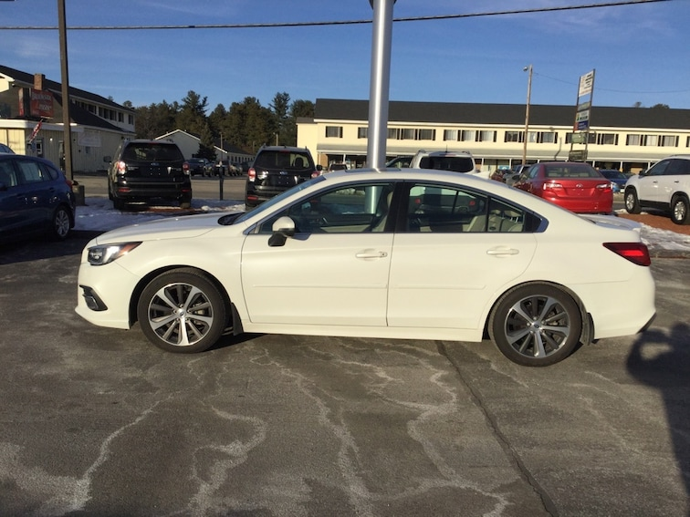 Certified Used 2018 Subaru Legacy 2.5i Limited Sedan in Concord New Hampshire