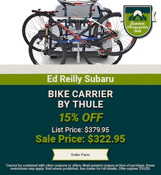 Bike Carrier by Thule