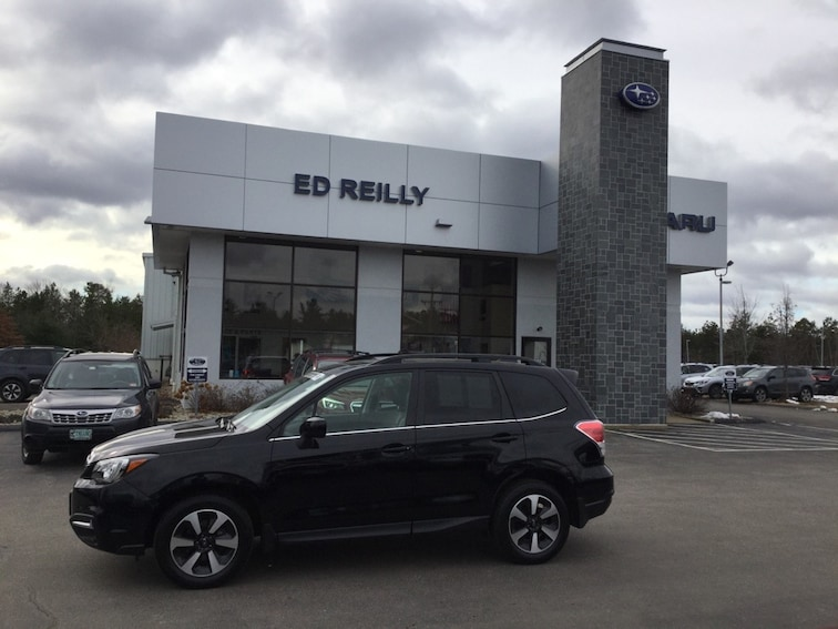 Used  2017 Subaru Forester 2.5i Limited SUV in Concord New Hampshire