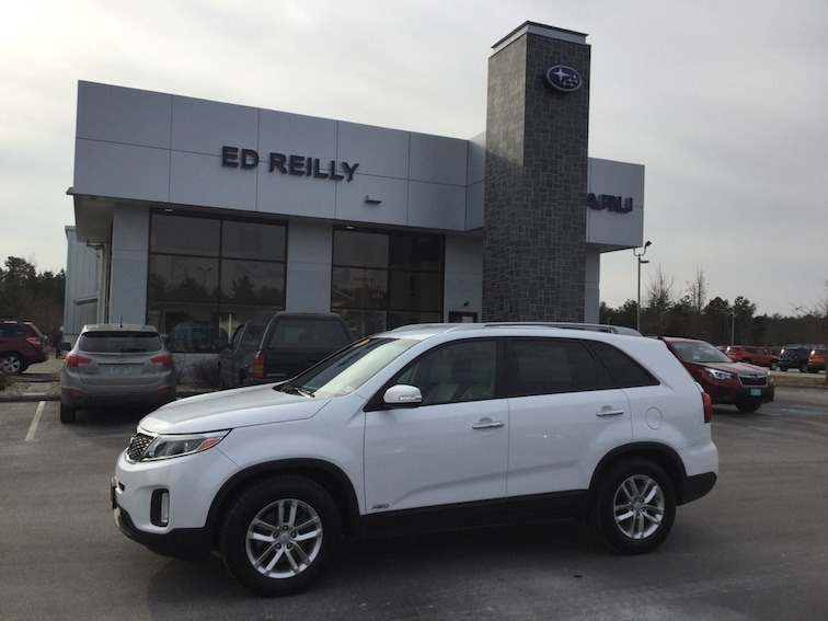 Used  2015 Kia Sorento LX SUV in Concord New Hampshire