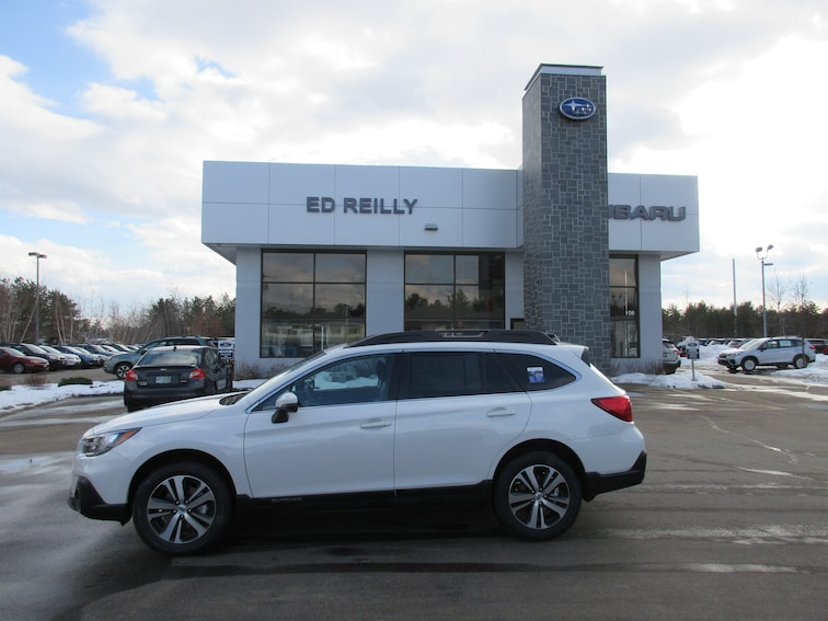 New 2019 Subaru Outback 2.5i Limited SUV in Concord, NH