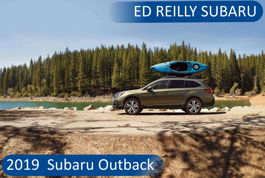 Subaru Outback Accessories Ed Reilly Subaru