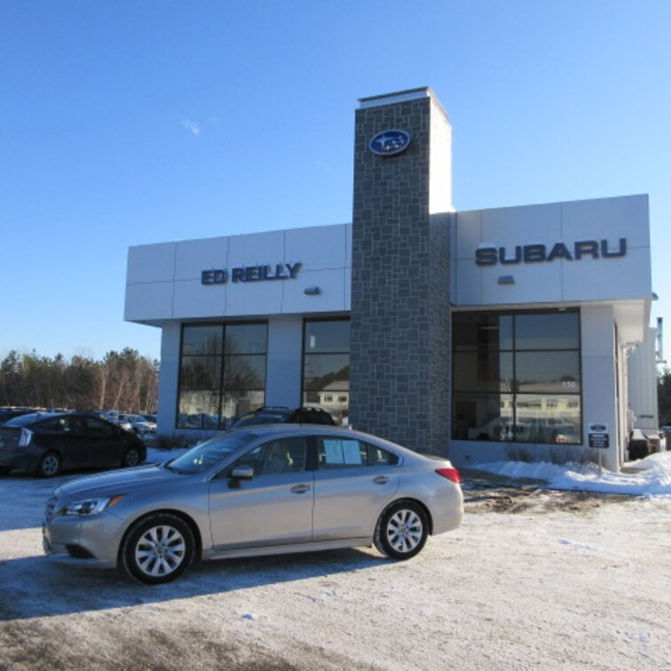 Used  2017 Subaru Legacy 2.5i Premium Sedan in Concord New Hampshire