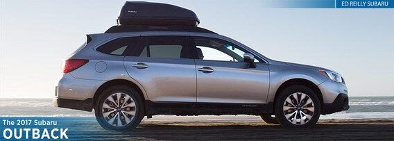 Subaru Outback Accessories | Ed Reilly Subaru