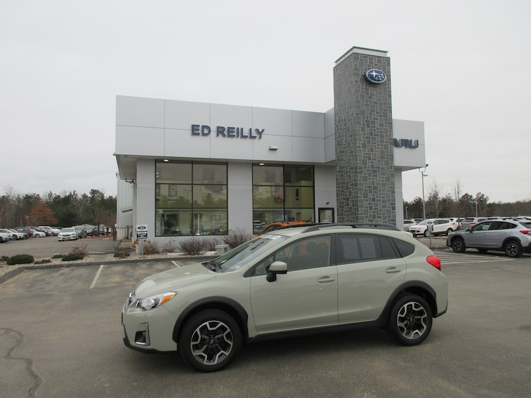 Certified Used 2017 Subaru Crosstrek 2.0i Premium SUV in Concord New Hampshire
